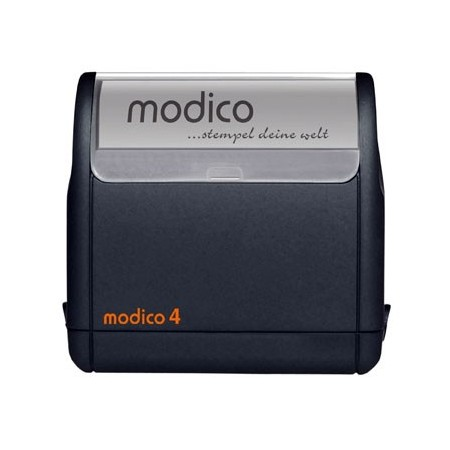 MODICO 4, 60x23 mm, do stemplowania papieru.
