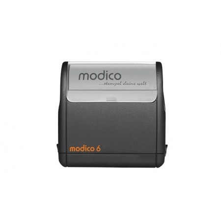MODICO 6, 66x36 mm, do stemplowania papieru.
