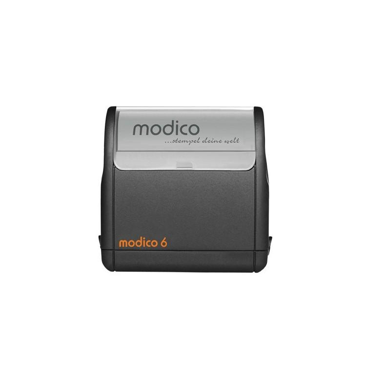 MODICO 6, 66x36 mm, do stemplowania papieru.