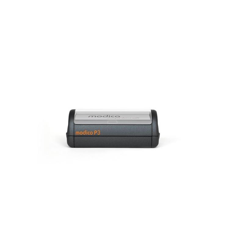 MODICO P3, 52x18 mm, kieszonkowa do stemplowania papieru.